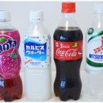 夏休み2019「実験で体感!」ジュースの糖分ってこんなに!?