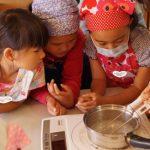 キッズ・サイエンス・クッキング「砂糖の化学変化でお菓子ができる!?」募集開始