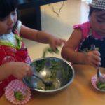 2014春休みの子ども料理教室~ご案内・第三弾