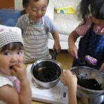 子供料理教室 キッズ・クッキング(2~3歳) 2013.6月度の募集