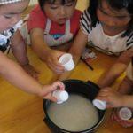 子供料理教室 キッズ・クッキング(2~3歳) 2013.5月度2回目のご報告(前半)