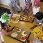 幼児料理教室 KIDS COOKING 2010夏編のご報告
