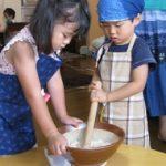 幼児料理教室 KIDS COOKING 8月度のご報告