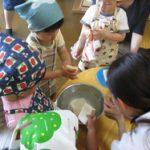 幼児料理教室 KIDS COOKING 6月度 終了しました