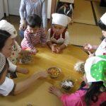 幼児料理教室 KIDS COOKING 10月度のご報告