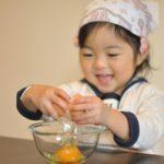 末就園児(2~3歳)の幼児料理教室・5月体験会のご案内