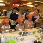 キッズキッチン・子供料理教室~2008年9月